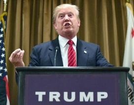 """Tỷ phú """"nổi loạn"""" Donald Trump ngày càng hút cử tri Mỹ"""