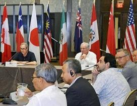 """Đàm phán TPP kết thúc bế tắc vì """"2% bất đồng"""""""