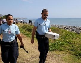 Phát hiện thêm vật thể nghi của máy bay MH370 trên đảo Reunion