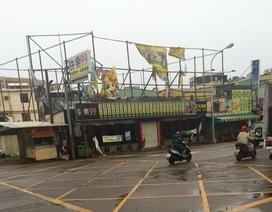 Siêu bão Soudelor đổ bộ Đài Loan, gió giật 230 km/h