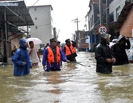 Đổ bộ Trung Quốc, siêu bão Soudelor làm 9 người chết