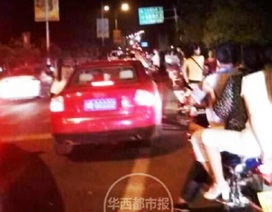 Trung Quốc: 10.000 dân tháo chạy trong đêm vì rò rỉ hóa chất