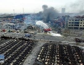 Thiên Tân thiệt hại gần nửa tỷ USD do 10.000 ô tô đã cháy rụi