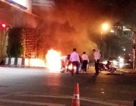 Cảnh sát Thái Lan tin có ít nhất 10 người tham gia vụ đánh bom
