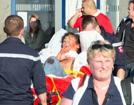 Lính thủy đánh bộ Mỹ chặn đứng vụ thảm sát trên tàu điện tới Paris