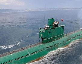 Hàn Quốc: 50 tàu ngầm Triều Tiên đã quay lại căn cứ