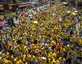 Hàng nghìn người biểu tình đòi thủ tướng Malaysia từ chức