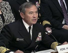 Tư lệnh hạm đội Mỹ hối thúc Nhà Trắng cho tàu áp sát đảo nhân tạo Trung Quốc