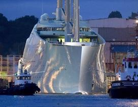 Chiêm ngưỡng du thuyền 400 triệu USD của tỷ phú Nga