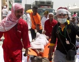 Vụ giẫm đạp khiến 717 người chết gần thánh địa Mecca: Công tác an ninh kém