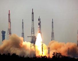 Ấn Độ lần đầu phóng thành công vệ tinh quan sát vũ trụ