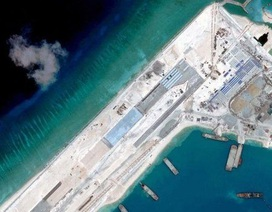 Philippines ủng hộ Mỹ đưa tàu áp sát đảo nhân tạo Trung Quốc