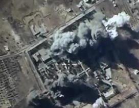 Nga ném bom sở chỉ huy, xưởng chế tạo bom xe của IS