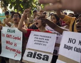 Ấn Độ bắt 2 nghi phạm xâm hại bé gái chưa đầy 3 tuổi