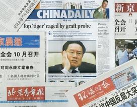 """Trung Quốc: Báo đảng bị cơ quan chống tham nhũng """"sờ gáy"""""""
