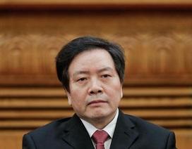 Trung Quốc khởi tố cựu bí thư tỉnh Hà Bắc