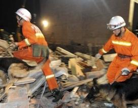 Trung Quốc: Sập nhà 2 tầng, 17 người thiệt mạng
