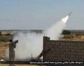 """IS tuyên bố """"bắn rơi máy bay Nga tại Ai Cập"""""""