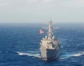 Thượng nghị sĩ McCain yêu cầu Lầu Năm Góc làm rõ về cuộc tuần tra Biển Đông