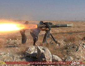 IS sở hữu vũ khí, đạn dược từ 25 quốc gia