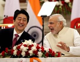 Nhật - Ấn ký hàng loạt hợp đồng  thương mại và quân sự
