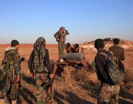 Quân chính phủ Syria giành lại căn cứ không quân chiến lược tại Aleppo