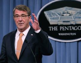 Lầu Năm Góc công bố kế hoạch tấn công 2 thành trì của IS