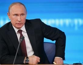 """Điện Kremlin phản pháo cáo buộc Tổng thống Putin """"tham nhũng"""""""
