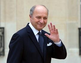 Ngoại trưởng Pháp Larent Fabius từ chức