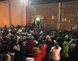 Mexico: Tù nhân nổi loạn, ít nhất 49 người chết