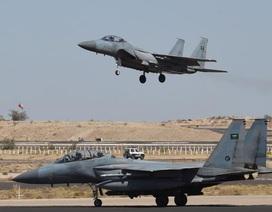 Ảrập Xêút điều quân và máy bay chiến đấu chuẩn bị tham chiến tại Syria