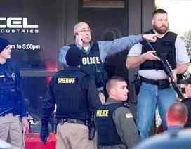 Mỹ: Xả súng làm 4 người chết, 14 người bị thương