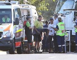 Kết thúc vụ bắt cóc con tin Sydney, nghi phạm tự sát
