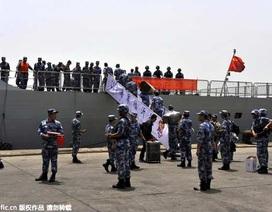 Trung Quốc cố trấn an thế giới về căn cứ quân sự ở nước ngoài
