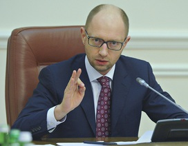 Thủ tướng Ukraine bất ngờ tuyên bố từ chức
