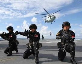 Trung Quốc sắp tập trận chung với ASEAN ở Biển Đông
