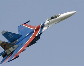 """Chiến đấu cơ Nga """"nhào lộn"""" trên đầu máy bay trinh thám Mỹ ở biển Baltic"""