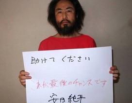 Con tin người Nhật mất tích tại Syria cầu cứu