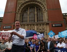 Hôm nay quyết định số phận Anh ra đi hay ở lại EU