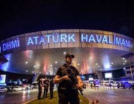 Thương vong trong vụ đánh bom sân bay Thổ Nhĩ Kỳ tăng mạnh