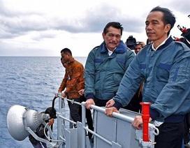 Indonesia nâng cấp căn cứ quân sự tại quần đảo bị Trung Quốc quấy rối