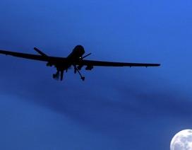 Không quân Anh lần đầu không kích IS tại Syria