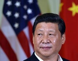 Mỹ hoãn trừng phạt Trung Quốc trước chuyến thăm của ông Tập Cận Bình