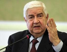 Syria sẽ yêu cầu Nga can thiệp quân sự khi cần