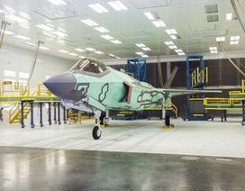 Na Uy và Úc nâng cấp tên lửa cho tiêm kích F-35