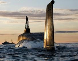 Nga trang bị hệ thống theo dõi hiện đại cho tàu ngầm thế hệ 5