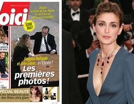 Bạn gái Tổng thống Pháp thắng kiện tạp chí đăng ảnh riêng tư