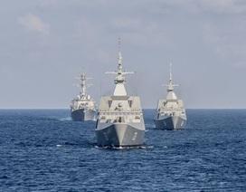 Mỹ sắp phái tàu chiến tới Biển Đông, thách thức Trung Quốc