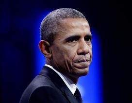 Ông Obama: Mỹ đã biết trước kế hoạch hoạt động của Nga ở Syria
