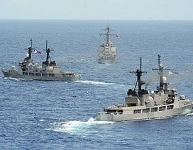 Mỹ sẽ tăng cường tập trận ở Châu Á-Thái Bình Dương